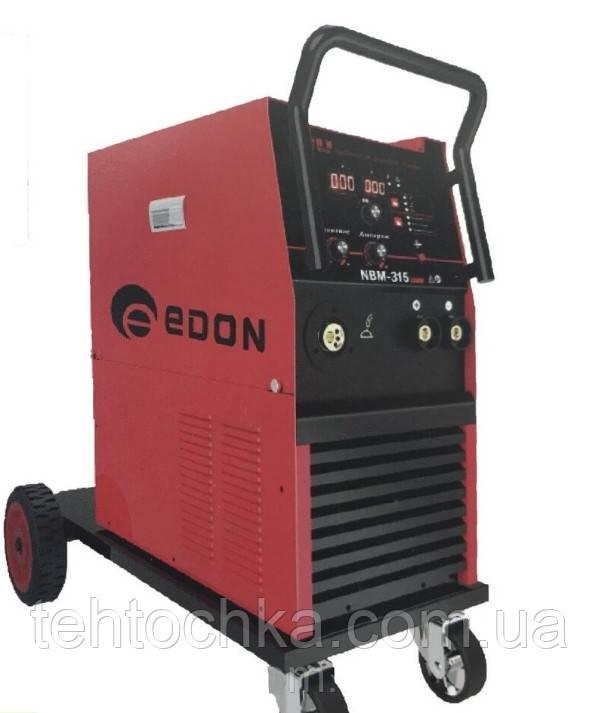 Сварочный полуавтомат  EDON NBM - 315(MIG/MAG/TIG/MMA)
