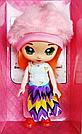 """Лялька """"Na Na Na"""" c розкішним волоссям і хутряної шапочкою 18см (1 вид) , фото 2"""