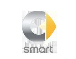 Дефлекторы на боковые стекла (Ветровики) для Smart (Смарт)