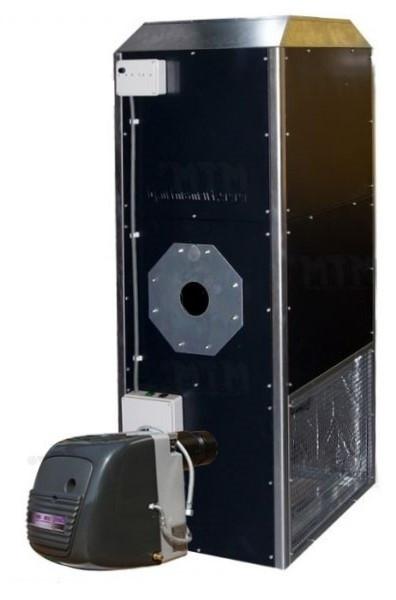 Воздухонагреватель на отработке MTM MP-25 (30 кВт) + Горелка MTM CTB-65