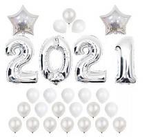 Набор шаров на Новый Год 07