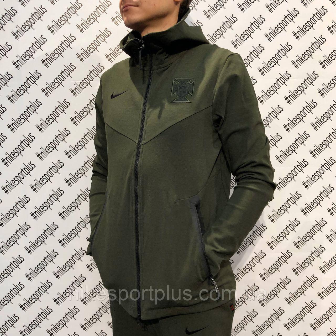 ТОЛСТОВКА Nike Portugal Tech Hoodie CI8376-355
