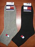 """Мужские махровые носки """"в стиле"""" """"Tommy Hilfiger"""". р. 41-45. Ассорти. Турция, фото 4"""