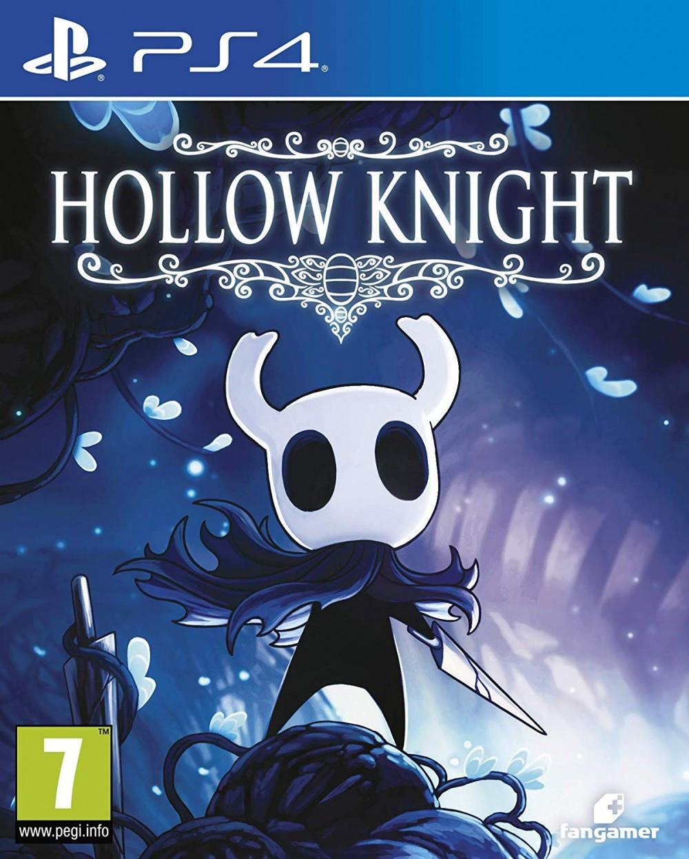 Hollow Knight (російські субтитри) PS4