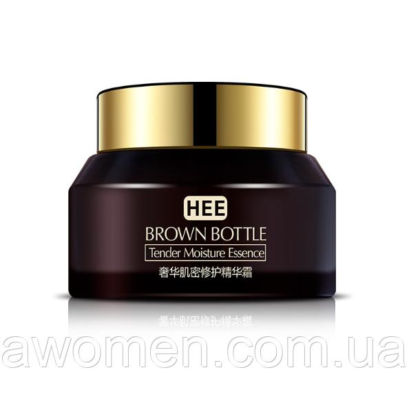 Уценка! Нежный крем-эмульсия для лица Hiisees Hee Brown Bottle Tender (омолаживающий) 50 g (мятая коробка)
