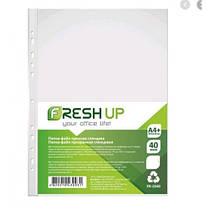 Файл А4 + Fresh Up FR 20-30 глянец 30мкм (100 шт / уп) (1/20/1000)