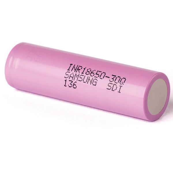 Аккумулятор Samsung 18650 Inr18650-30Q 3000 Ма*ч Аккумулятор Литий-Ионный Samsung 3000 Mah Li-Ion Mb
