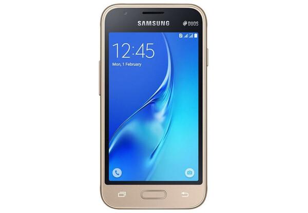 Смартфон Samsung Galaxy J1 Mini J105H Gold Stock B
