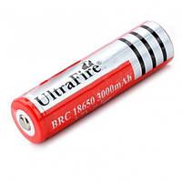Аккумулятор 18650 Ultrafire 3000 Mah 3000 Ма*ч Аккумулятор Литий-Ионный 18650 Ultrafire 3000 Mah Li-Ion Mb
