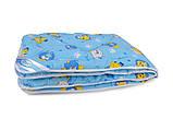 Одеяло детское антиалергенное Leleka-Textile 105х140 БД93 Осень-Зима, фото 3
