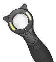 Лупа Ручная С Подсветкой Luminous Magnifier 079