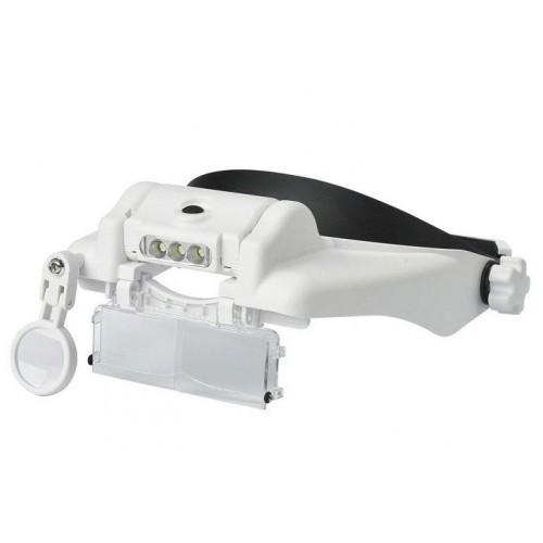 Бинокуляр Очки Со Светодиодной Подсветкой Mg81000Gc
