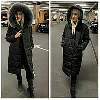 Пальто женское зимнее, фото 1