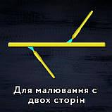 Набор для творчества Рисуй светом А3 (42*30). Двухсторонный планшет для рисования ТМ Люмик, фото 10