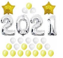 Набор шаров на Новый Год 09