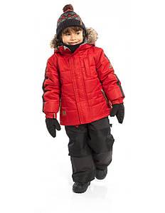 Куртка + напівкомбінезон для хлопчика PELUCHE & TARTINE F19M55EG розмір 98