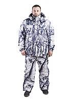 Костюм Зимний Boroda Bd-1005 Алова Белый Для Охоты И Рыбалки Размер 48-66