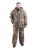 Костюм Зимний Boroda Bd-1011 Хлопковый Камыш Для Охоты И Рыбалки Размер 48-66