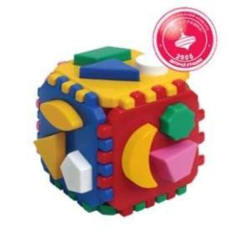 Куб Умный малыш ТМ ТехноК 12 * 12 * 12см