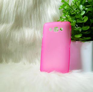 Чехол LG L60 X135 розовый