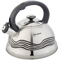Чайник Rainstahl Rs 7640-27 Чайник Со Свистком 2,7 Л