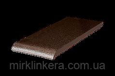 Клинкерный подоконник Brown-glazed  (02)