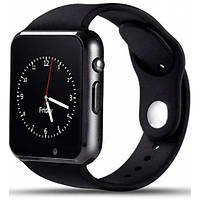 Розумні Годинник Smart Watch A1 Black