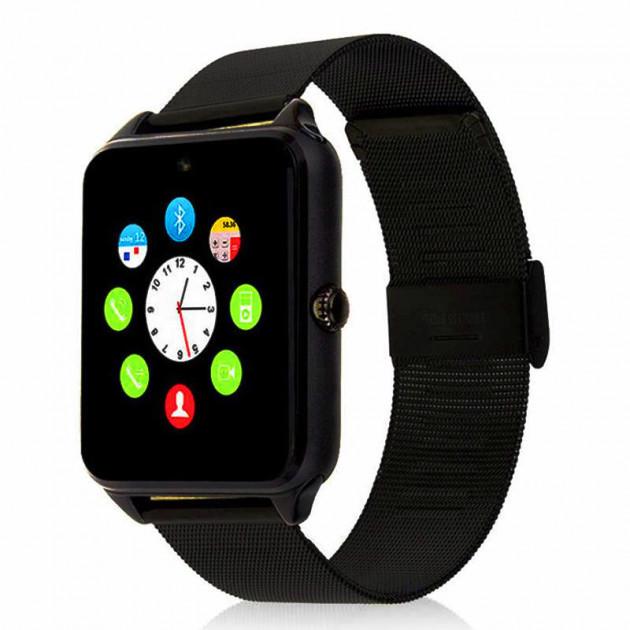 Умные Часы Smart Watch Z60 Black