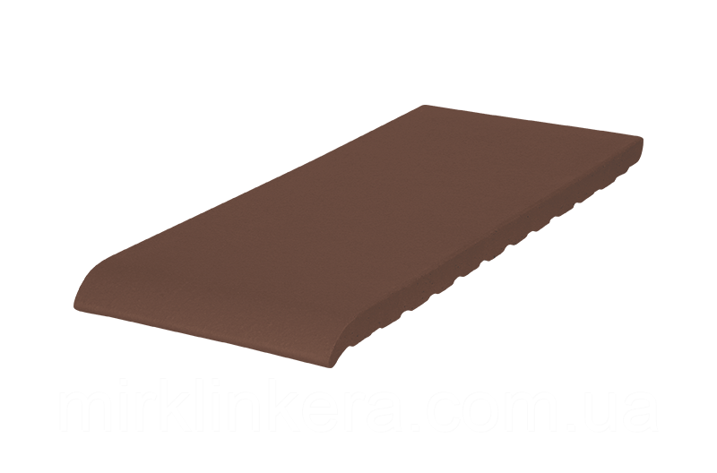 Клинкерный подоконник King Klinker Natural brown (03)