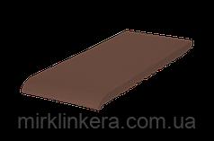 Клинкерный подоконник Natural brown (03)
