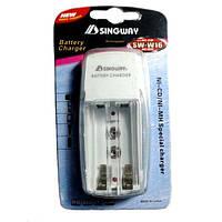 Зарядное Устройство Singway Sw-W16 Для 2-Х Аккумуляторов На 2 Секции