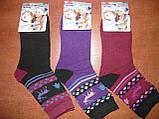 """Подростковые махровые носки """"Алия"""". Термо. Девочка. р. 32-38., фото 2"""