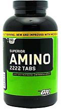 Амінокислоти Optimum Nutrition Superior Amino 2222