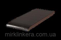 Клинкерный подоконник King Klinker Onyx black (17)