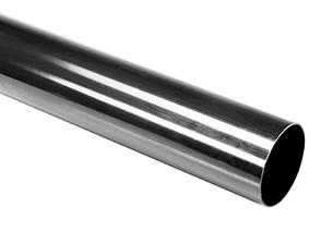 Труба водостічна без розтруба 90х4000 графітний (3060012279)