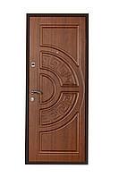 Двери входные металлические Булат Эконом 850*2050/950*2050 206 Дуб золотой