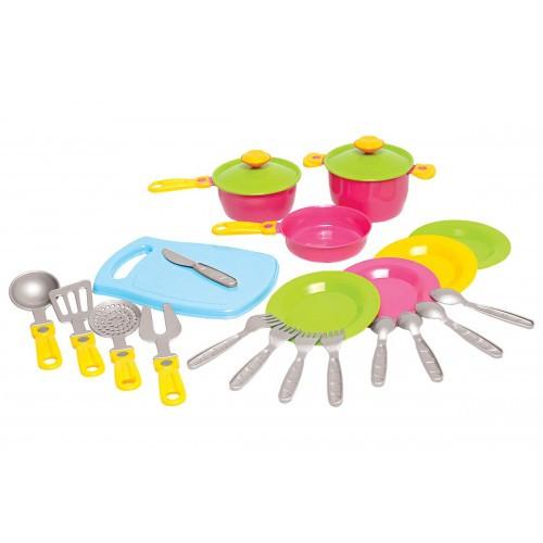Посуда ТехноК Кухонный набор 2 (шариков) (1/16) 34 * 40 * 40 см