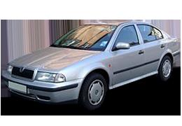 Козырьки на заднее стекло для Skoda (Шкода) Octavia 1 (A4) 1996-2010