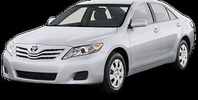 Козырьки на заднее стекло для Toyota (Тойота) Camry XV40 2006-2011