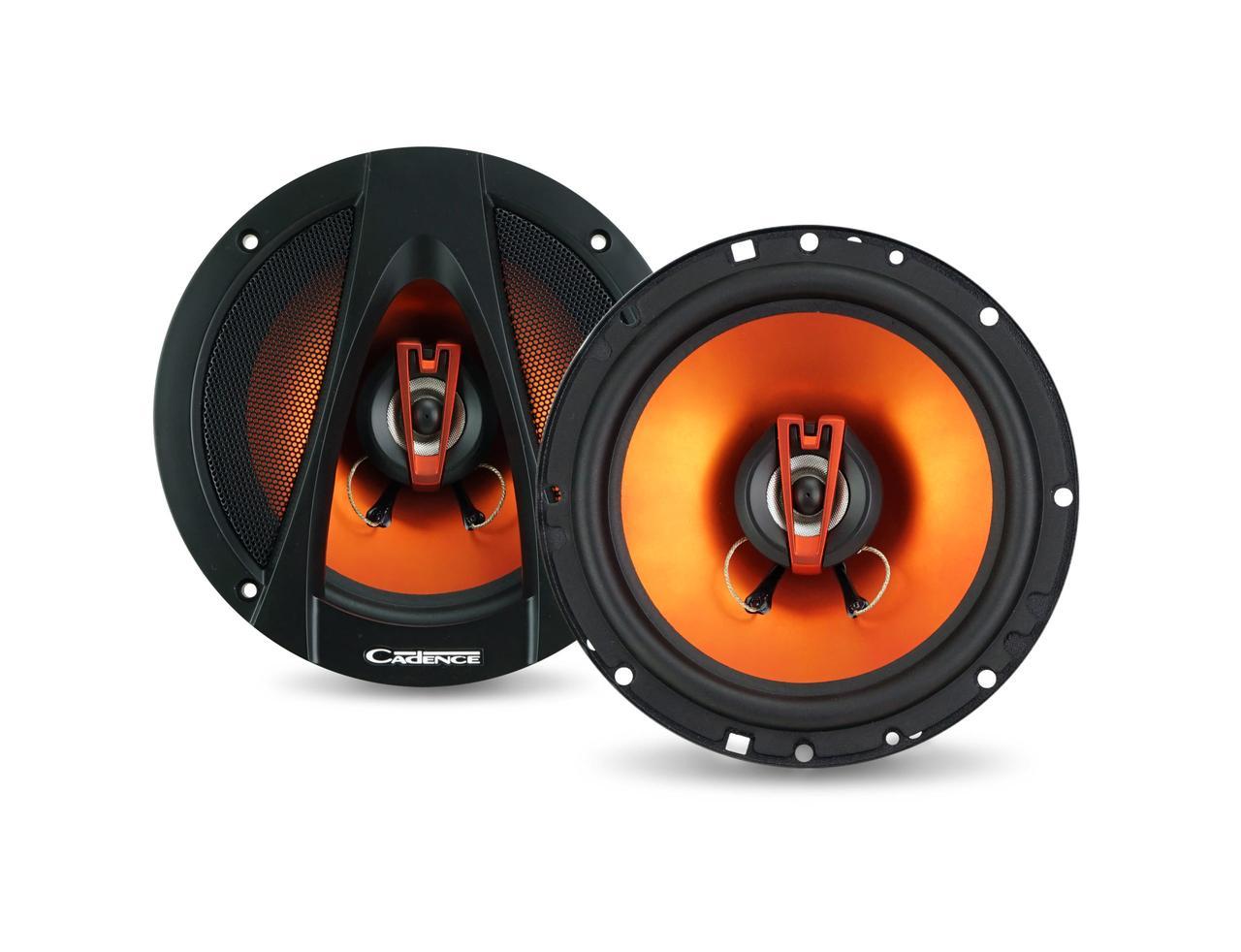 """Автомобільна акустика Cadence Q 652 Коаксіальна 16.51 см (6,5"""")"""