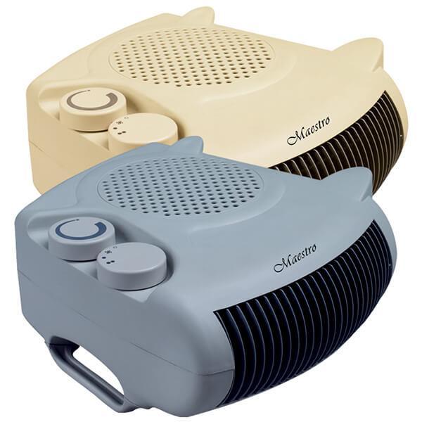 Тепловентилятор дуйка Maestro 50Вт холодный/теплый/горячий