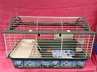 Ferplast CASITA 80 - клетка для морских свинок и кроликов