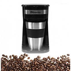 Капельная кофеварка + термостакан Domotec 700W MS-0709