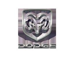 Накладки на задний бампер для Dodge (Додж)