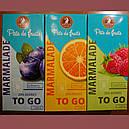 """Мармелад """"Patte de Fruits"""" малина, 120 грамм, фото 2"""