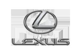 Накладки на задний бампер для Lexus (Лексус)