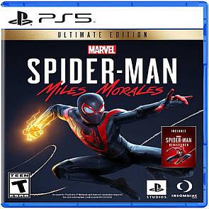 Spider-Man: Miles Morales Ultimate Edition (російська версія) PS5