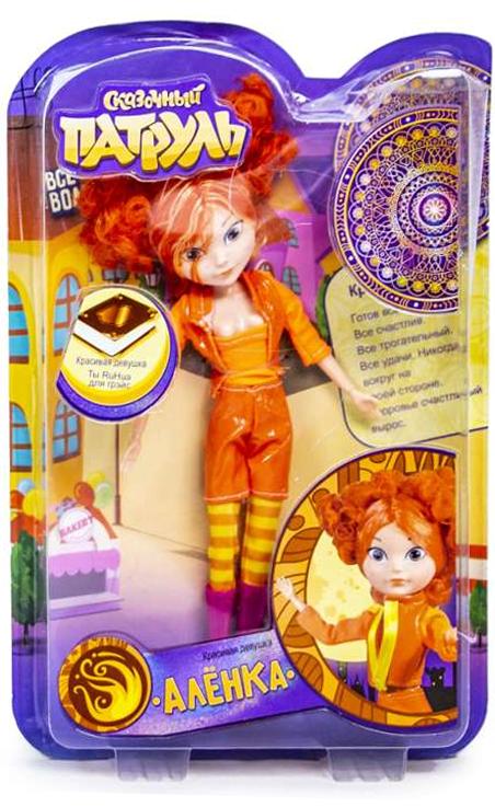 """Кукла шарнирная """"Сказочный патруль"""" Аленка 23см"""