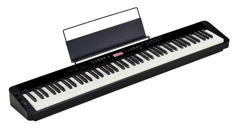 Цифровое пианино Casio Privia PX-S3000 BK