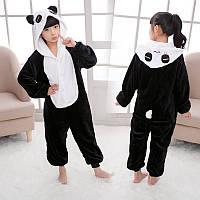 Кигуруми для детей Панда, кигуруми пижама детская Панда